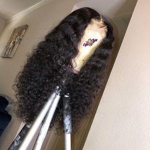 "18"" closure unit deep wave wig"